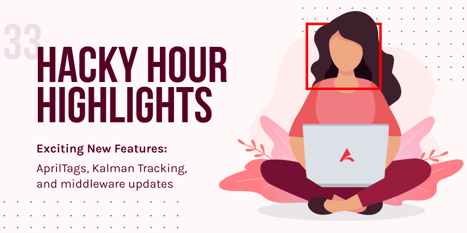 AprilTags, Kalman Tracking, middleware updates