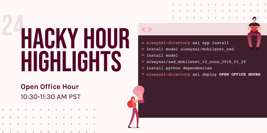 Hacky Hour: Open Office Hour