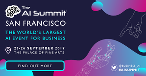 The AI Summit San Francisco. One of the largest AI events of alwaysAI