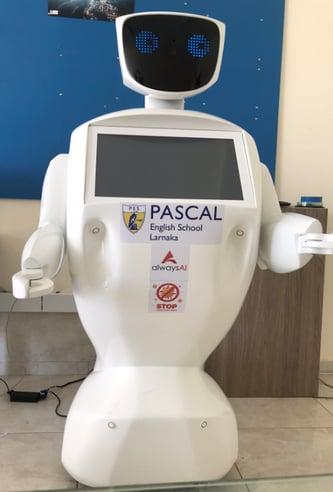 computer vision Pascal alwaysAI robot