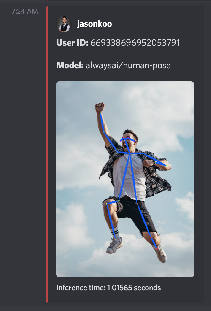 Screenshot of how does it look like in the end. Discord example