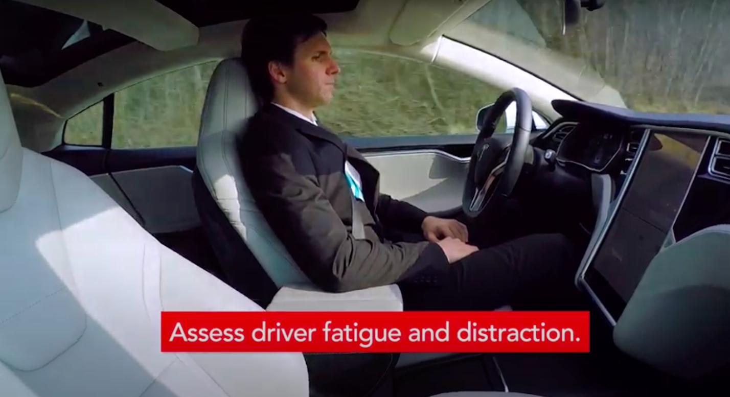 autonomous driving example